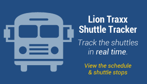 LionTraxx Shuttle Tracker
