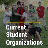 Current Student Organizations