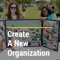 New Student Organization Application